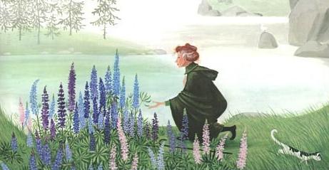 'Miss Rumphius' by Barbara Cooney (Penguin)