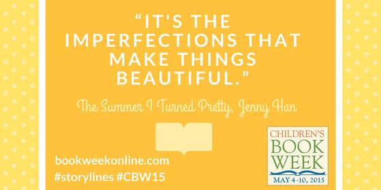 Children's Book Week 2015 #storylines: Jenny Han