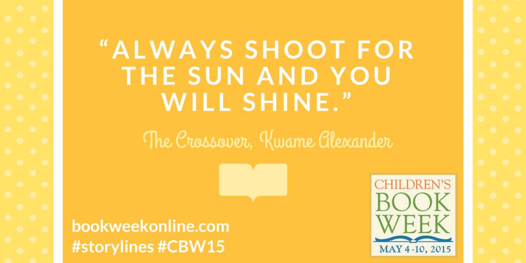 Children\'s Book Week 2015 #storylines: Kwame Alexander ...